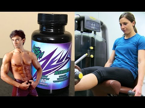 RESVERATROL HEALTH SUPPLEMENT & GET FIT FOR LIFE | Fit Now with Basedow