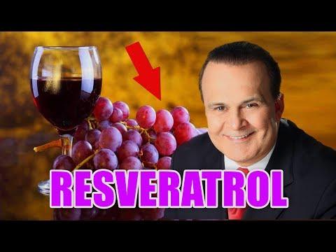 RESVERATROL BENEFÍCIOS – Você Vai Viver Mais !!! Dr. Lair Ribeiro