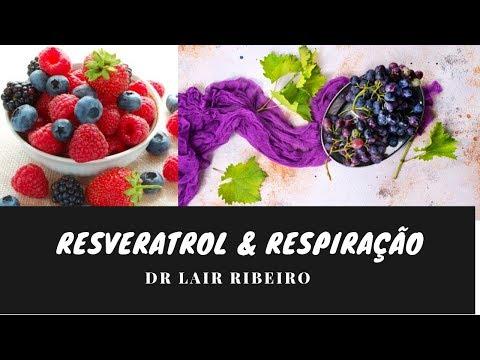 Dr Lair Ribeiro – A Importância do Resveratrol quando Associado a uma Respiração Correta (2010)