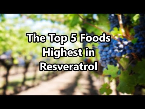 The Top 5 Foods Highest in Resveratrol