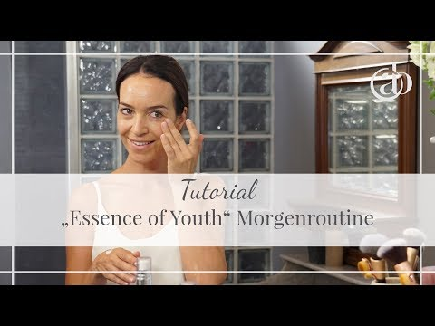 Pflege & Make-up mit Essence of Youth – Morgenroutine mit Resveratrol