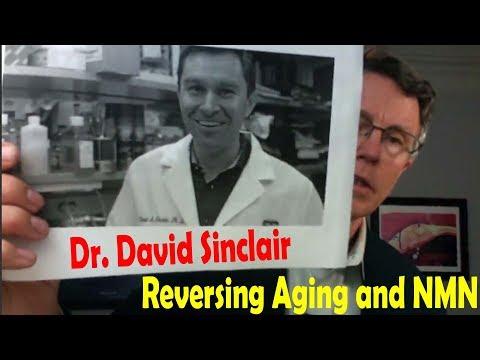 NMN, Resveratrol, Sirtuins, Reversing Aging and David Sinclair