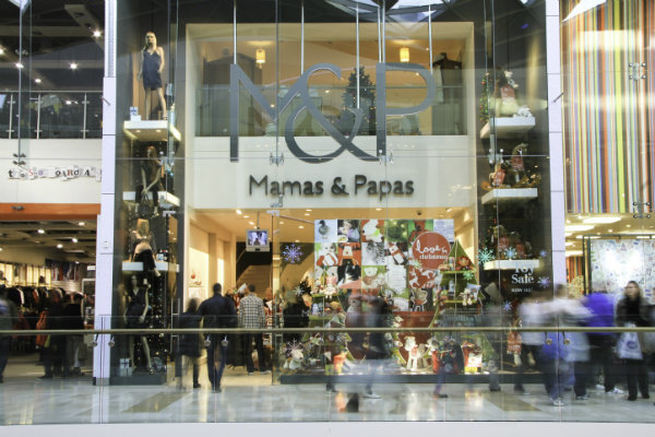 Mamas & Papas record double digit growth from Christmas