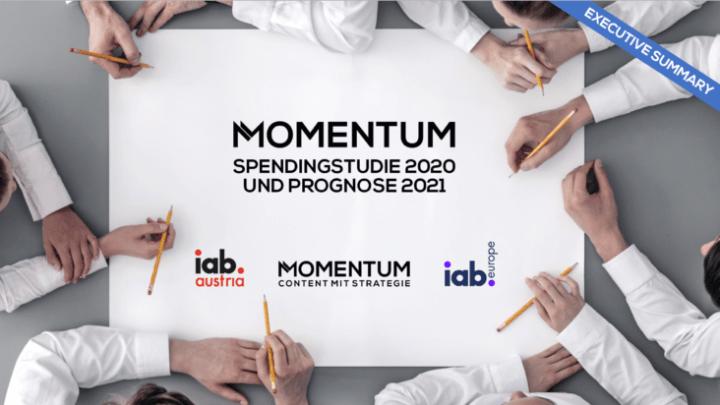 MOMENTUM Spendingstudie 2020 Digitalspendings