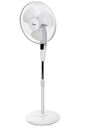 Range - FS40-11NR-16-Floor-Fan