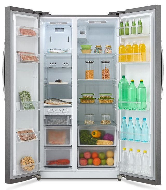 HC-689WEN (ESN) (Side-by-Side-Fridge) 02