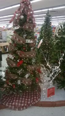 Christmas Kmart Display