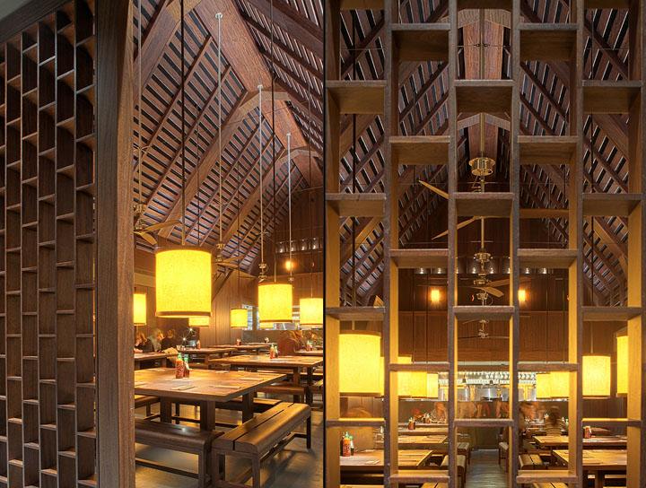Busaba Eathai by David Archer Architects Bicester  Retail Design Blog