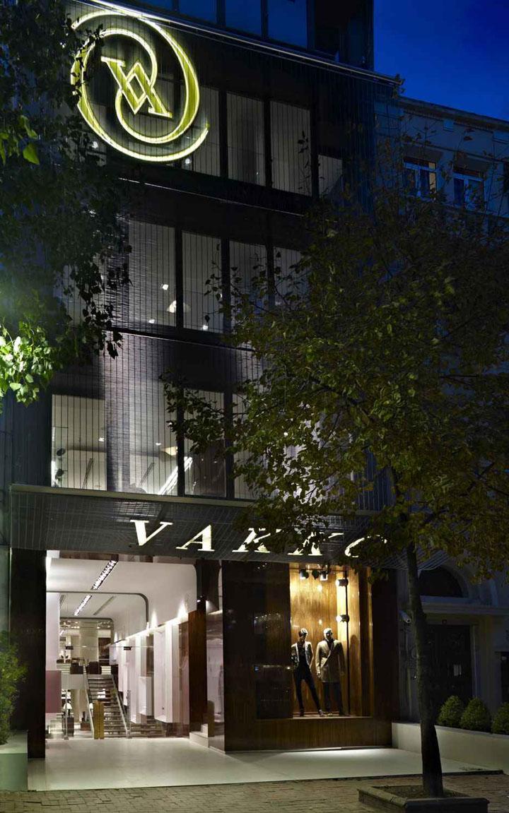 Vakko Nisantasi Store By Autoban Istanbul Retail Design