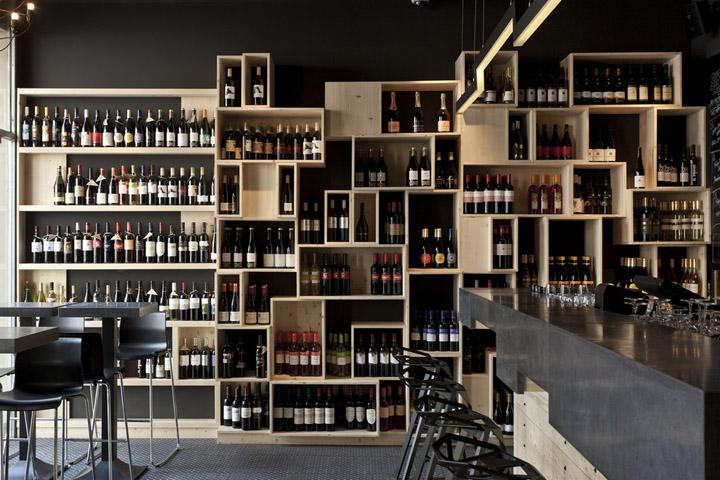Divino Wine Bar by suto interior architects Budapest 04 Divino Wine Bar by suto interior architects, Budapest