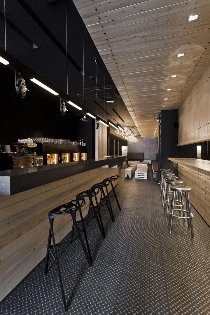 Divino Wine Bar by suto interior architects Budapest  Retail Design Blog