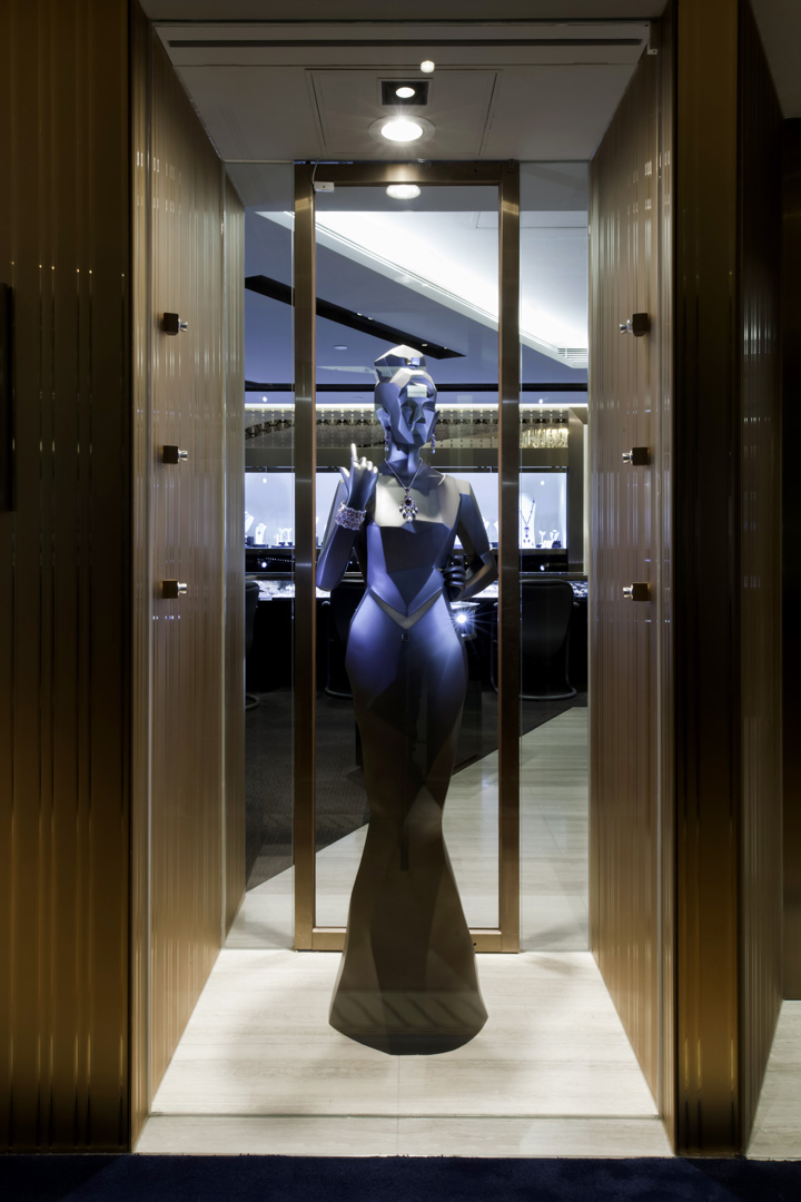 ISE Jewellery by HEAD Architecture Hong Kong  Retail