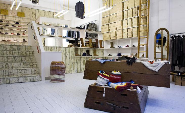 *Folk clothing:英國新指標就在Lamb's Conduit Street  6