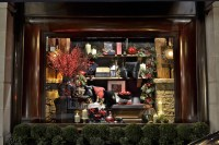 Life in the countryside: Christmas Window Displays