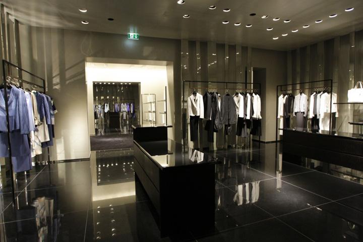Giorgio Armani Store Berlin Retail Design Blog