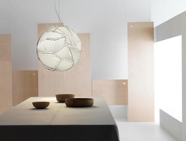 Planet Pendant Light by Foscarini