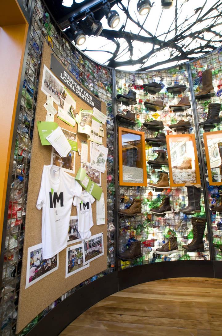 POP UP Timberland Pop Up Shop New York
