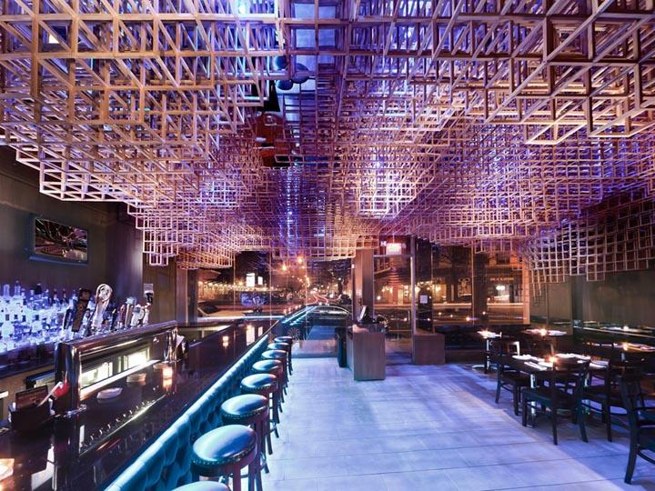 Innuendo Restaurant By Bluarch Architecture, New York