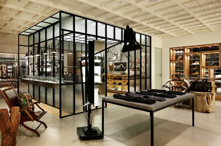 Man On The Boon Store By Wonderwall Seoul Update Retail Design Blog