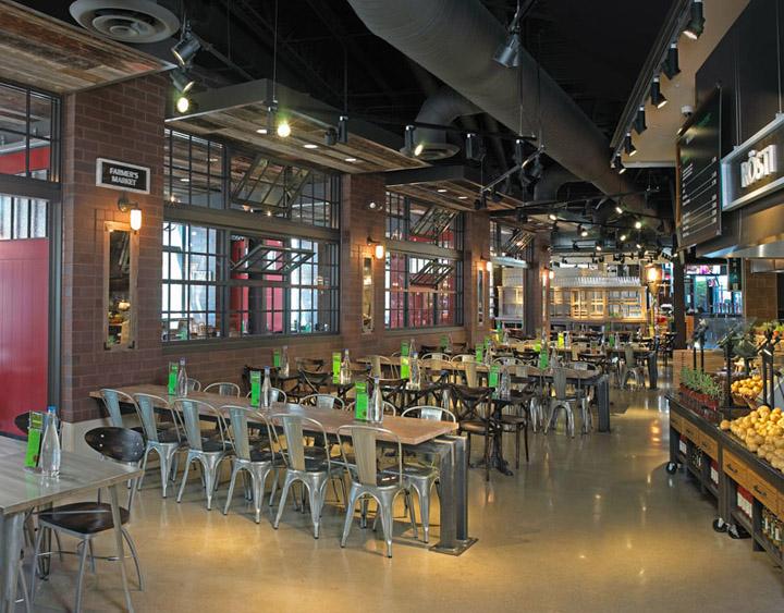 Wilde Amp Greene Restaurant Amp Natural Market By GHA
