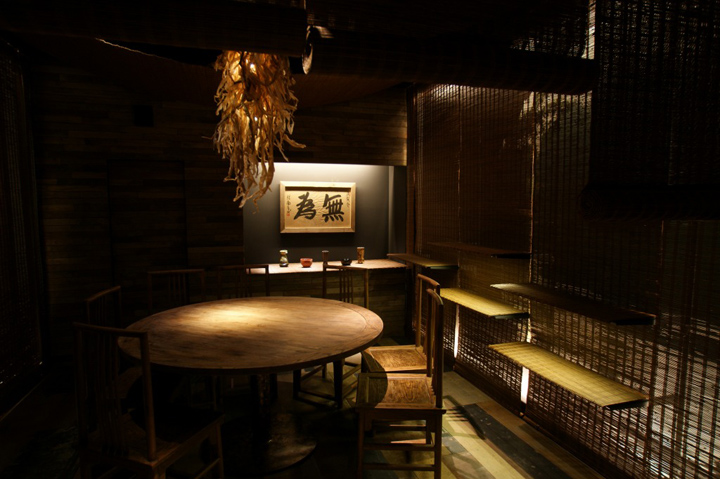 captain chairs dining room heavy duty gaming chair bama lohas café by kengo kuma, tokyo » retail design blog