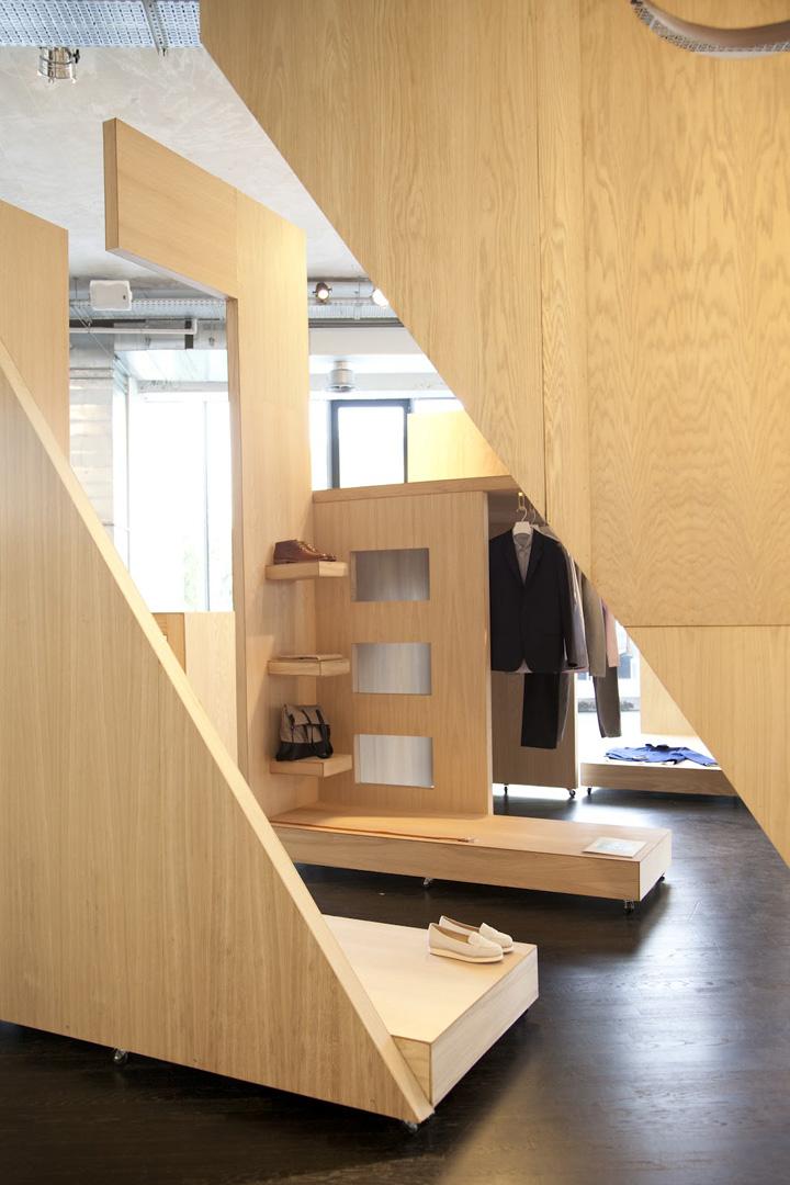COS Popup shop for Salone del Mobile Milan