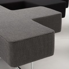 Office Chair Ottoman Xxl Folding Jaks Seating By Allermuir » Retail Design Blog