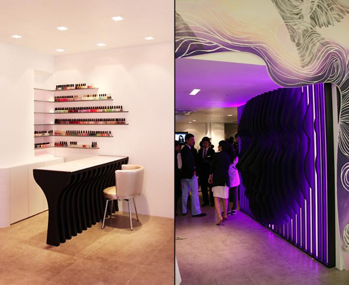 HAIRDRESSER Jenny House Beauty Salon By DiCesare Design