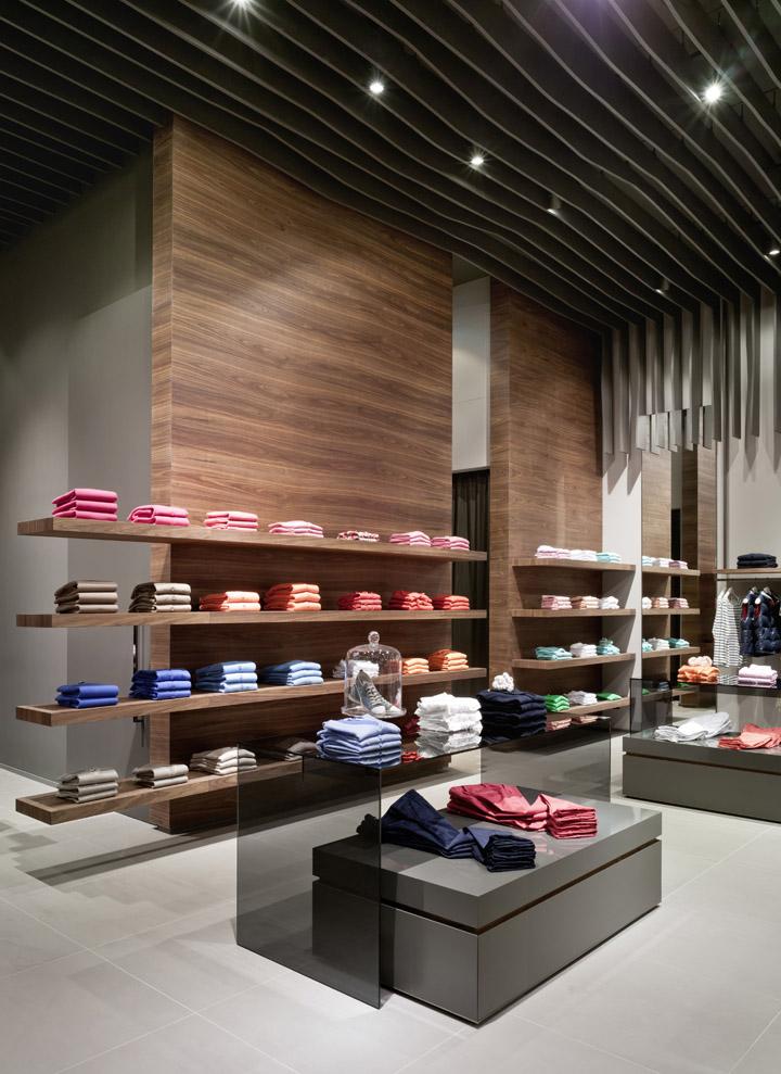 Michael Meyer Liza  Yves store by Blocher Blocher