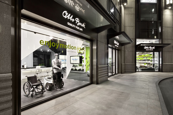 OTTO BOCK Lifestyle Store by Coordination Asia Shanghai