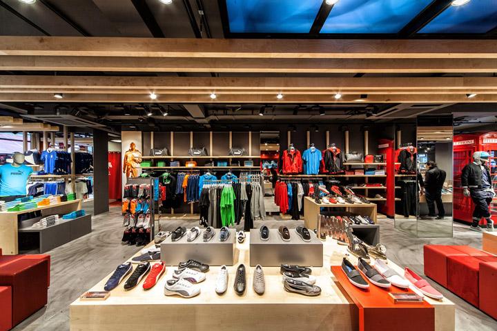 Puma Store By Plajer Amp Franz Studio London Retail