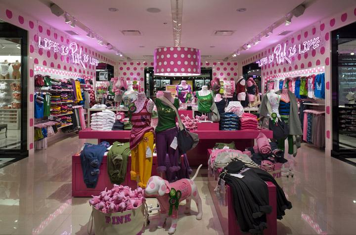 Victorias Secret Store Chicago