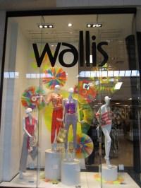 Wallis window display Spring/Summer 2012 by D1 Design ...