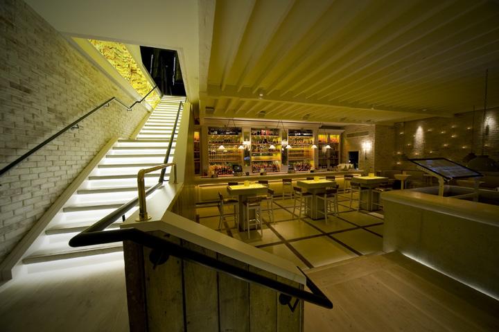 Australasia restaurant by Michelle Derbyshire  Edwin Design Manchester  Retail Design Blog