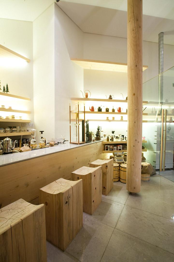 Caffee the Sl by Design BONO Seoul  Retail Design Blog
