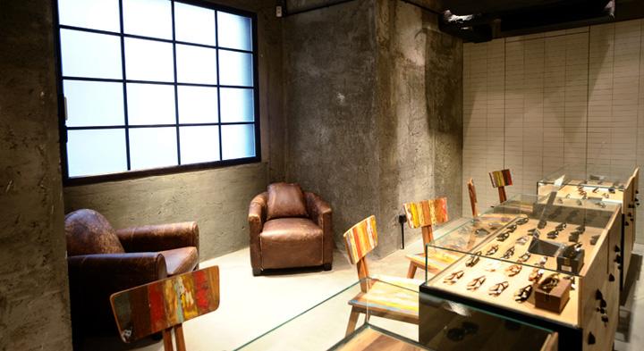 187 Visual Culture Optical Flagship Store Hong Kong