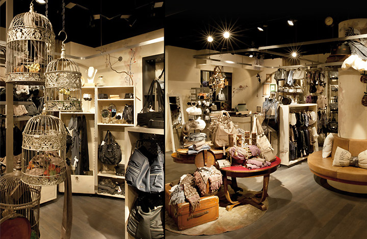 sOliver accessories store by dfrost Frankfurt  Retail