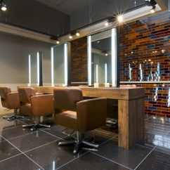 Colorful Desk Chairs Club » Aveda Lifestyle Salon Spa By Reis Design, London