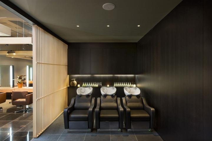 Aveda Lifestyle Salon Spa by Reis Design London