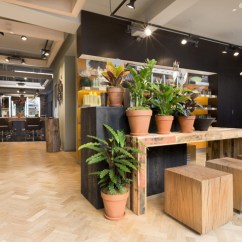 Backwash Chairs Uk Wooden Baby Doll High Chair Plans Aveda Lifestyle Salon Spa By Reis Design, London » Retail Design Blog