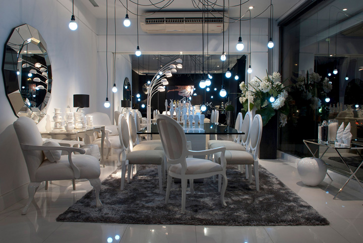 Gobbi Novelle Furniture Store By ALBUS Design Porto