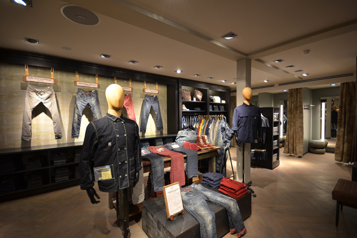 Diesel Store The Hague Netherlands
