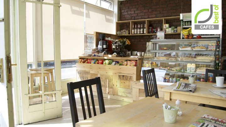 CAFES Picnic In The Park cafe by Designrock Bath  UK