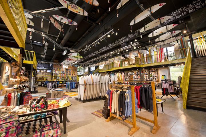 Quicksilver flagship store Saint Jean de Luz 03 Quicksilver flagship store, Saint Jean de Luz   France