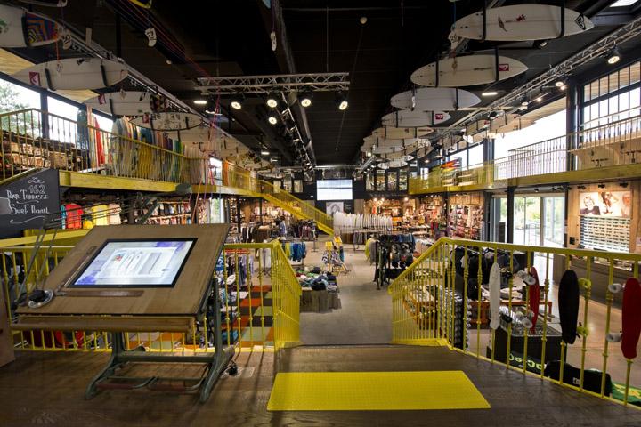 Quicksilver flagship store Saint Jean de Luz 10 Quicksilver flagship store, Saint Jean de Luz   France