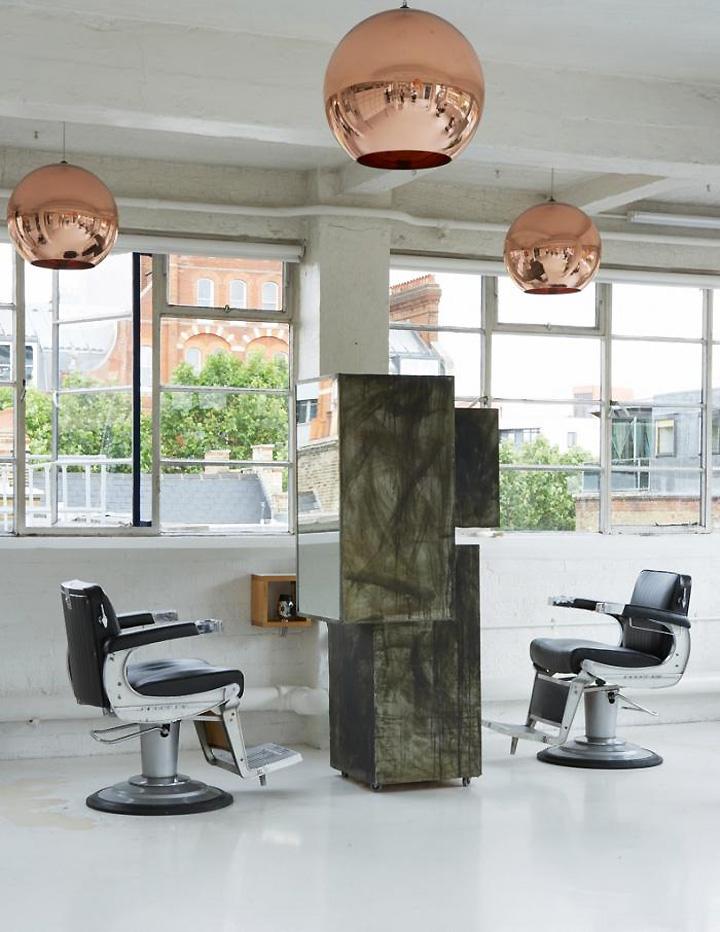 Industrial Design Hair Salon