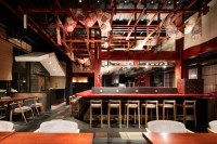 Fukui Bouyourou restaurant by HaKo Design, Tokyo