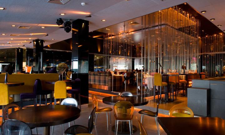 Nuba restaurant by Futur2. Barcelona » Retail Design Blog