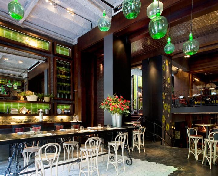 Cachitos bar  restaurant by Futur2 Barcelona