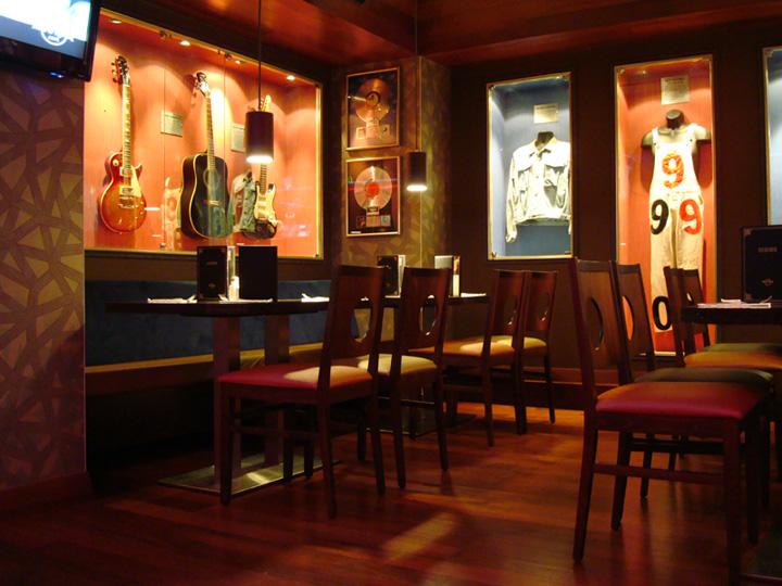 Restaurant Cafe New York